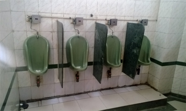 Indian-urinals